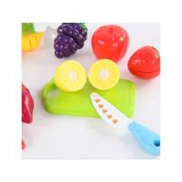 贝恩施宝宝蔬菜水果切切乐过家家玩具男女孩儿童做饭厨具厨房套装
