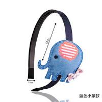 可爱小象猫咪发饰头饰饰品发夹 儿童发箍发卡头箍