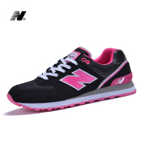 纽巴伦 新款百搭英伦休闲跑步鞋N字鞋nb男鞋nb女鞋情侣运动鞋nb574/374跑步鞋 棒球系列WNB574HMH