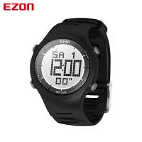 宜准(EZON)女士手表夜光防水男士运动手表超薄手表儿童表学生手表L008/E1