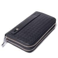 时尚韩版男士钱包便携时尚男式包休闲长款手拿包
