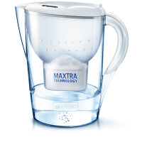 【当当自营】 BRITA 碧然德 Marella 金典系列 滤水壶 3.5L 白色