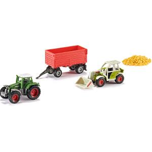 [当当自营]siku 德国仕高 农用车礼品装 合金车模玩具 U6304