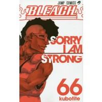 [现货]日文原版  漫画 BLEACH 66 死神