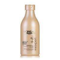 L'OREAL欧莱雅 致臻赋活洗发水250ml 进口专业洗护 染烫受损发质 修护干枯毛躁 控油去屑