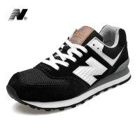 纽巴伦 新款百搭英伦休闲跑步鞋N字鞋nb男鞋nb女鞋情侣运动鞋nb574/374跑步鞋 M/WNB574HEB