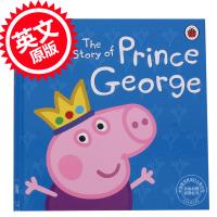 [现货]Peppa Pig: The Story of Prince Geor 中文译名:小猪佩奇 粉红猪小妹 小猪佩佩