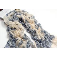 韩版户外运动丝巾披肩新款休闲百变围巾保暖围巾