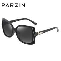 帕森新款时尚大框偏光太阳镜 潮女士圆脸司机开车墨镜9508