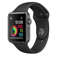 [当当自营] Apple Watch Sport Series 2智能手表(42毫米深空灰色铝金属表壳搭配黑色运动型表带 MP062CH/A)