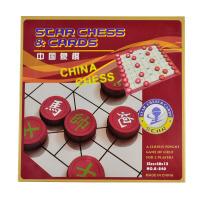 ENPEX 乐士中国象棋儿童培训学习桦木象棋专用便携棋盘B240/B3250/B3260