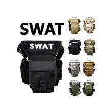 新款户外旅游 探险 防水多功能腿挂包  SWAT战术骑行腿包 特种兵军迷 腿挂包防水 迷彩包 户 外 多功能 腰 腿 包