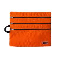 尼龙 旅行收纳包 登机包 数码包 拉链袋 便携式化妆包