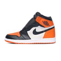 NIKE/耐克AIR JORDAN 1 AJ1 男子篮球鞋运动鞋高帮板鞋飞人UNC北卡蓝555088-005-117  332550-024