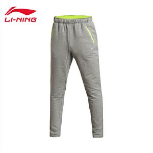 李宁跑步系列男装平口运动卫裤AKLK483