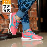 361度男鞋复古运动鞋女情侣跑鞋361耐磨阿甘跑步鞋