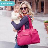 佳韵宝妈咪包妈妈母婴包多功能大容量宝妈包包外出时尚待产包袋子