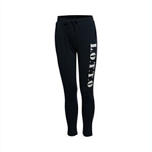 乐途LOTTO女子运动生活系列平口修身型运动卫裤EKLL002