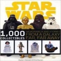[现货]英文原版 Star Wars: 1,000 Collectibles 星球大战 1000个收藏品