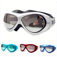 实用电镀泳镜 大镜框大视野防雾防紫外线游泳镜   潜水镜