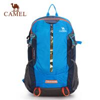 camel骆驼户外双肩背包 出游旅行背包 野营徒步双肩登山包