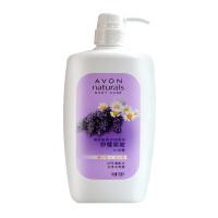 Avon/雅芳  植物护理系列(新品上市)舒缓紧致沐浴露 750ml