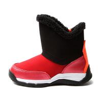 耐克Nike kids  秋冬新款男女童运动鞋高帮靴子保暖防滑536460-600-400-007