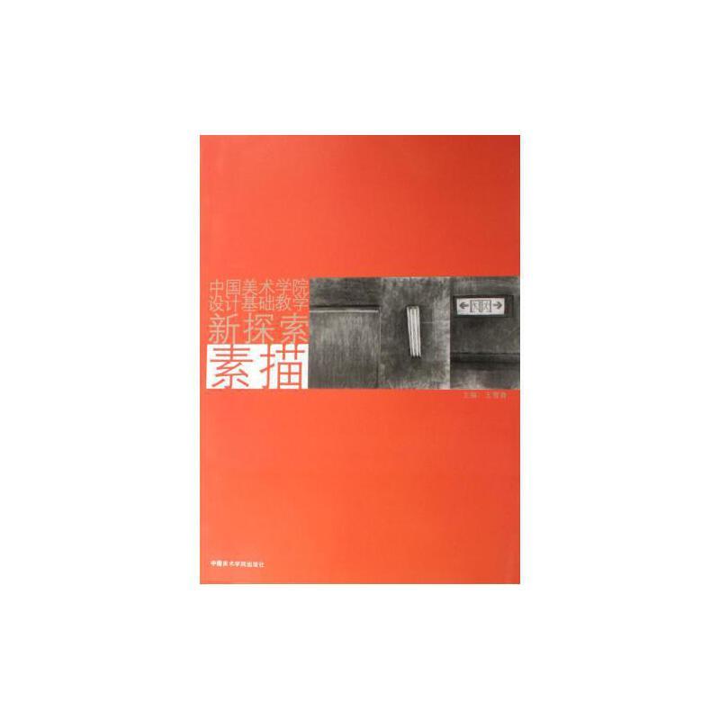 素描(中国美术学院设计基础教学新探索) 王雪青 正版书籍