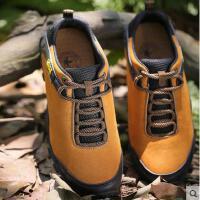 古奇天伦 登山运动户外鞋男士休闲鞋低帮男鞋系带正品板鞋 5666