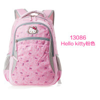 hello kitty儿童书包小学生1-3-6年级女童护脊减负双肩包书包