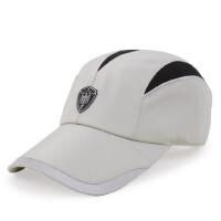 帽子男士户外棒球帽 速干遮阳帽太阳帽韩版运动帽