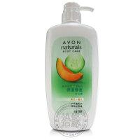 Avon/雅芳  植物护理系列 保湿修复沐浴露(新品上市)750ml