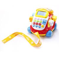 [当当自营]Auby 澳贝 启智系列 电子汽车电话 婴儿玩具 463429