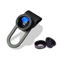 苹果5/6/plus小米 三星 通用外置镜头 特效手机自拍镜头 手机微距镜头 手机广角镜头 自拍美颜神器