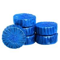 强力洁厕宝 蓝泡泡家庭厕所清洁剂马桶洁厕净强效去污去臭4只装