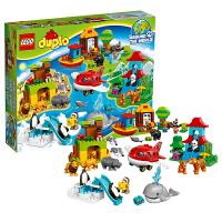 [当当自营]LEGO 乐高 得宝系列 环球动物大集合 积木拼插儿童益智玩具 10805