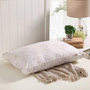 【新品上新】货到付款  优雅100 印花立体 优眠枕  枕头 枕芯