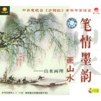 笔情墨韵画山水:山水画理(3VCD)