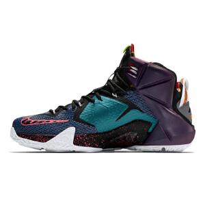 Nike//耐克 What The LeBron 12 LBJ12 詹姆斯男子气垫篮球鞋802193-909