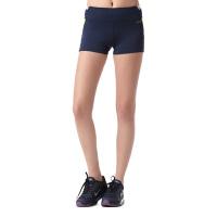 新款速干热裤运动短裤 舒适健身短裤女士时尚紧身打底裤