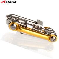 ACACIA自行车多功能组合工具山地车修车工具骑行带截连器修车套装