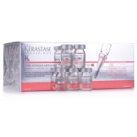 Kerastase/卡诗 防脱发护发露6mlx42 进口专业洗护发 强韧发质 固发精华素 强健纤细脆弱发质