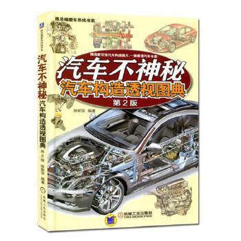 透视图典(第2版)汽车