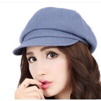 情侣帽韩版休闲女士帽子  新款时尚男女帽子