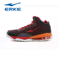 鸿星尔克篮球鞋男鞋新款减震耐磨防滑中帮运动鞋男鞋子